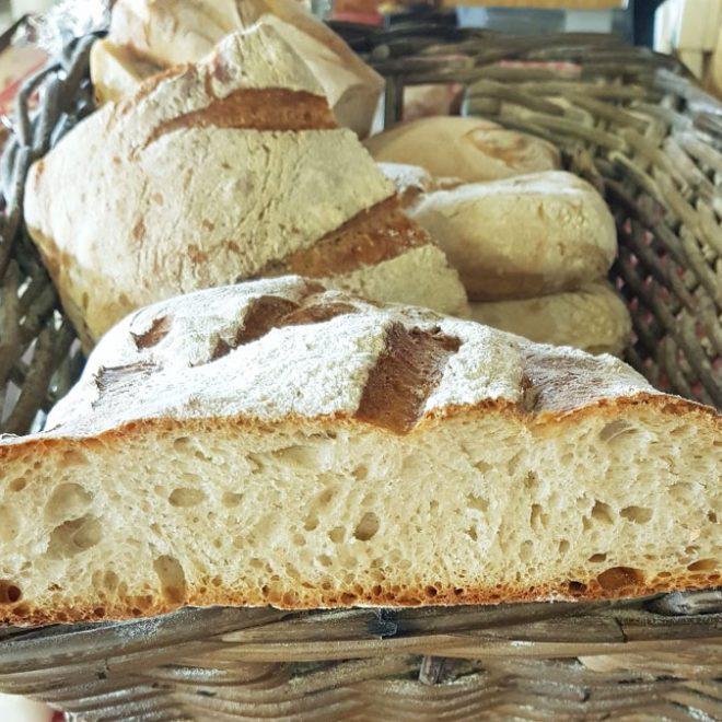 Bollo de pan artesano gallego | Panadería Rozas