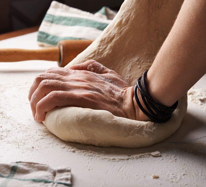 Elaborando pan artesano gallego | Panadería Rozas