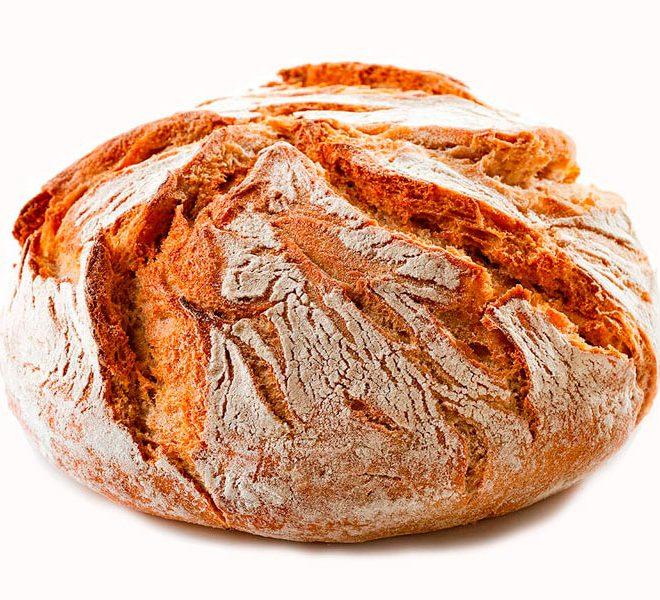 Bolla de pan artesano gallego | Panadería Rozas