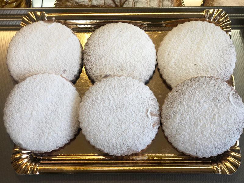 Pastas Navidad Panadería Rozas