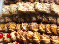 Pastas de té | Panadería Rozas