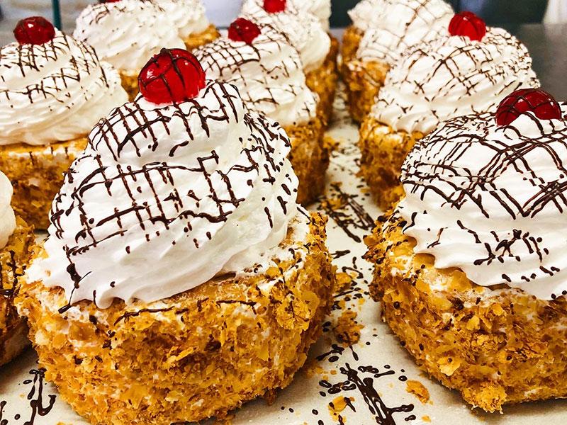 Pasteles de Merengue | Panadería Rozas
