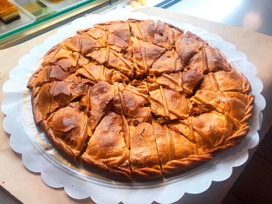 Panadería Rozas Empanada artesanal de Galicia