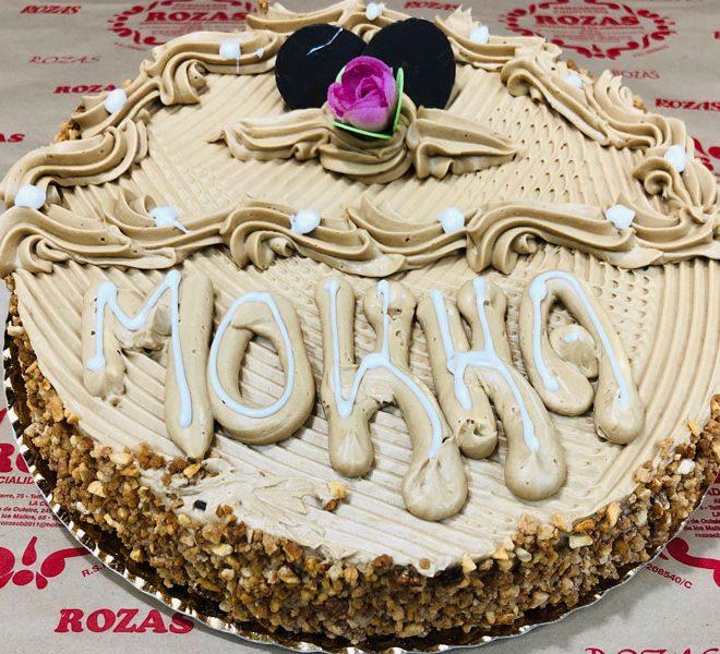 Tarta  de Mokka | Panadería Rozas